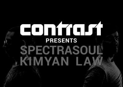 22/10 Contrast w/ Spectrasoul & Kimyan Law