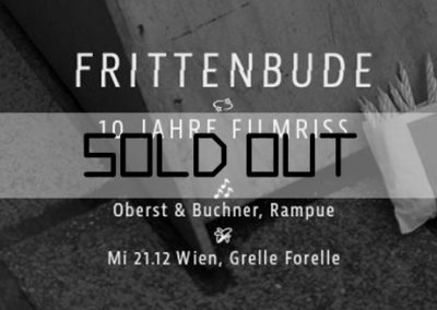 21/12 sold out – Frittenbude