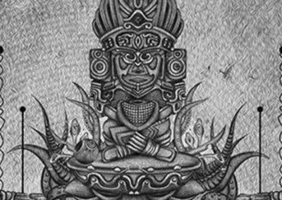 25/12 Bionic Ritual w/ Atriohm, Arjuna & Malice in Wonderland