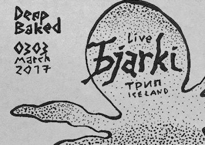 03/03 Deep Baked w/ Bjarki live