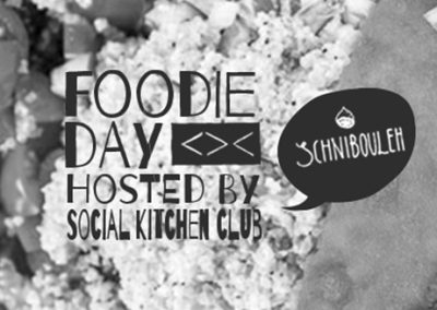 04/03 Foodie Day hosted by Social Kitchen Club