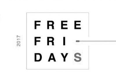13/01 Free Friday