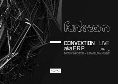 04/02 Funkroom w/ Convextion aka ERP