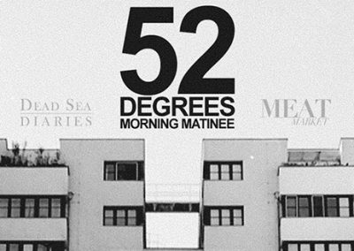 18/03 52 Degrees – Morning Matinee feat. Andre Kronert