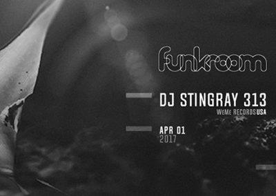 01/04 Funkroom w/ Dj Stingray 313
