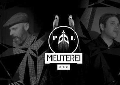 21/04 Meuterei x Paranoid London
