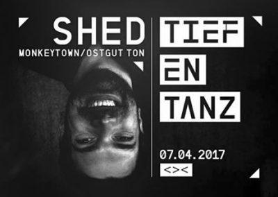 07/04 Tiefentanz w/ Shed