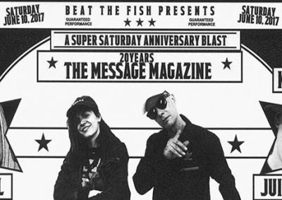 10/06 20 Years The Message Magazine