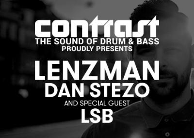 26/05 Contrast w/ Lenzman, Dan Stezo & Lsb