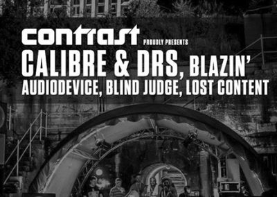 24/06 Contrast – Outlook Festival Official Vienna Launch Party 2017