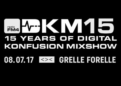 08/07 DKM15 – 15 years of FM4 Digital Konfusion Mixshow