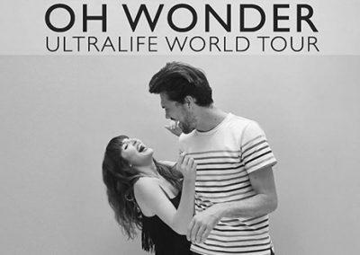 20/11 Oh Wonder – Ultralife World Tour