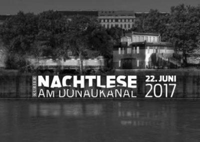 22/06 Kurier Nachtlese am Donaukanal