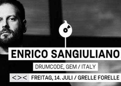 14/07 Zuckerwatt w/ Enrico Sangiuliano
