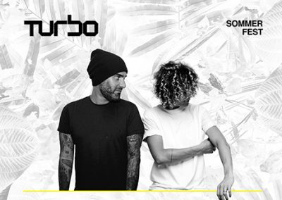 28/07 TINI & Bill Patrick | TURBO Sommerfest