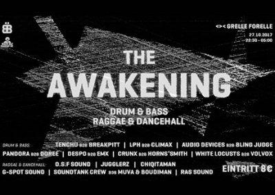 27/10 The Awakening – Bock auf Kreativität