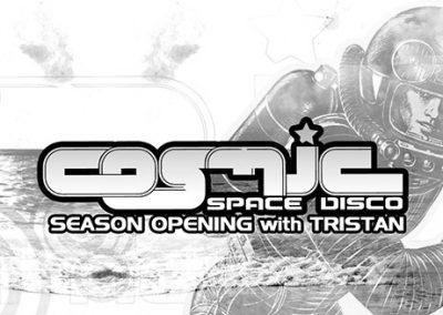 29/09 Cosmic Space Disco