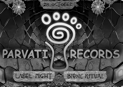 28/10 Parvati Records Label Night