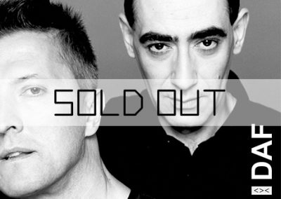 02/12 SOLD OUT: DAF