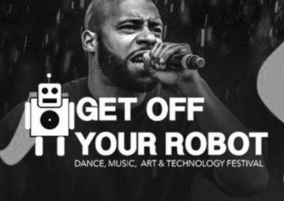 02/11 Get Off Your Robot Festival '17 Day 1: Megaloh & T-Ser Live