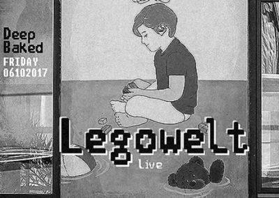 06/10 Deep Baked w/ Legowelt