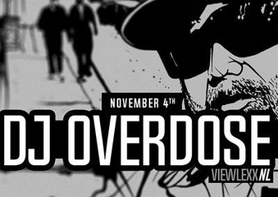 04/11 Funkroom w/ DJ Overdose