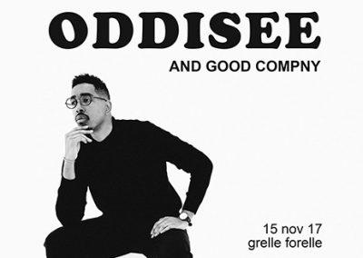 15/11 Oddisee & Good Compny