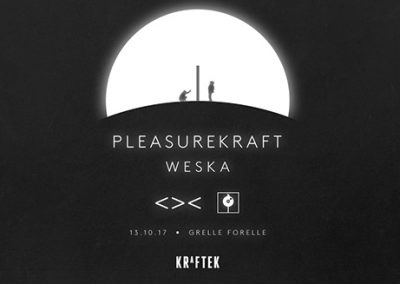 13/10 Zuckerwatt w/ Pleasurekraft (Kraftek Showcase)