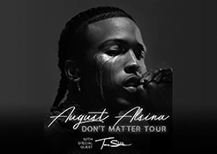 05/02 August Alsina & Tone Stith LIVE