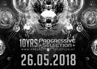 26/05 10YRS Progressive Selection – Iono Label Night