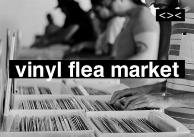 17/03 vinyl flea market