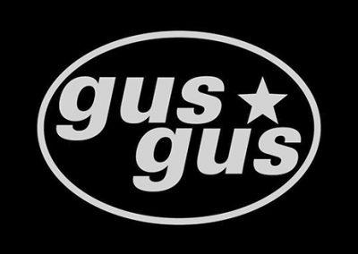 24/04 GusGus LIVE