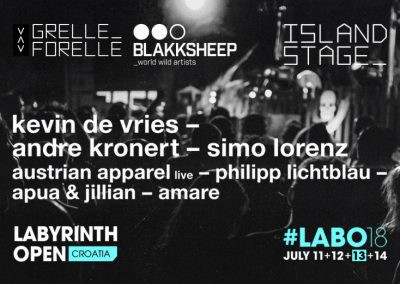 13/07 Grelle Forelle x Blakksheep at #LABO18