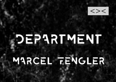 24/03 Department w/ Marcel Fengler