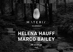 13/04 Zuckerwatt w/ Helena Hauff & Marco Bailey