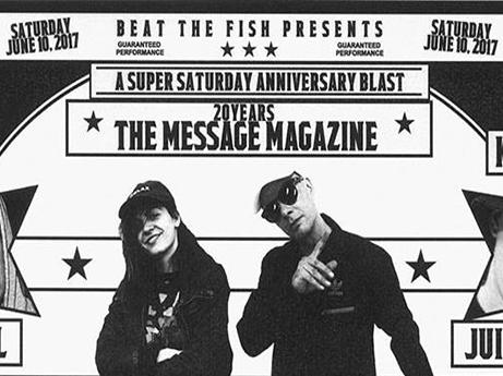 10/06 20 Years The Message Magazine