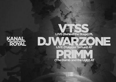 18/05 Kanal Royal w/ Vtss, Dj Warzone & Primm