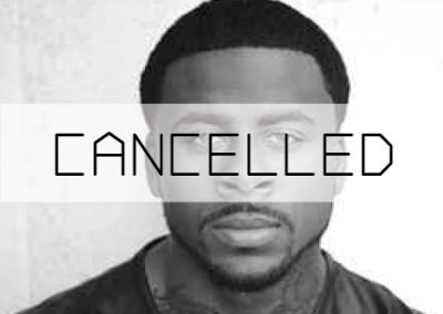 CANCELLED: 10/12 Sage The Gemini