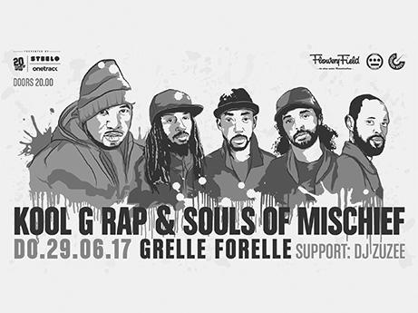 29/06 Kool G Rap / Souls Of Mischief