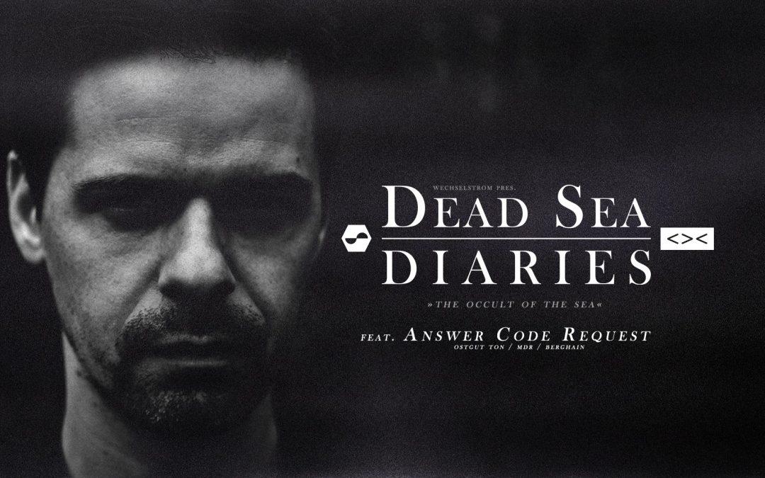 09/09 Dead Sea Diaries /w Answer Code Request
