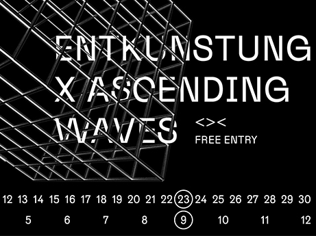 23/09 Entkunstung Journal | A Year Book Release Party