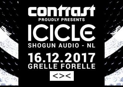 16/12 Contrast presents Icicle