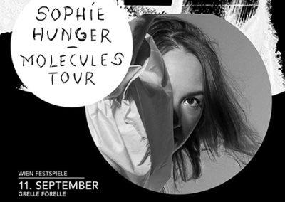 11/09 FM4 Indiekiste mit Sophie Hunger