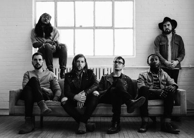 09/11 FM4 Indiekiste mit Welshly Arms