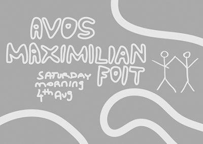 04/08 Connecting People w/ Avos & Maximillian Foit