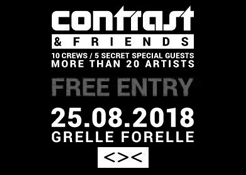 25/08 Contrast & Friends