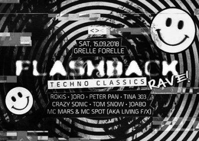 15/09 Flashback RAVE # Techno Classics