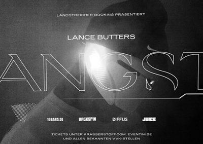 12/12 Lance Butters (DE)