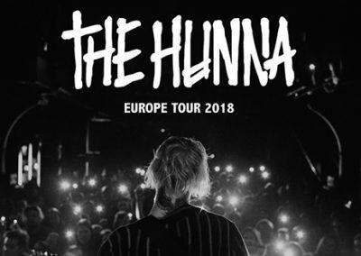 30/04 The Hunna (UK)