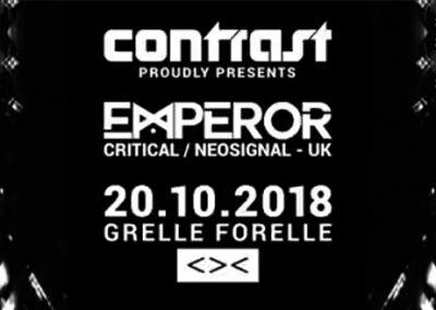 20/10 CONTRAST presents Emperor (Critical / Neosignal – UK)